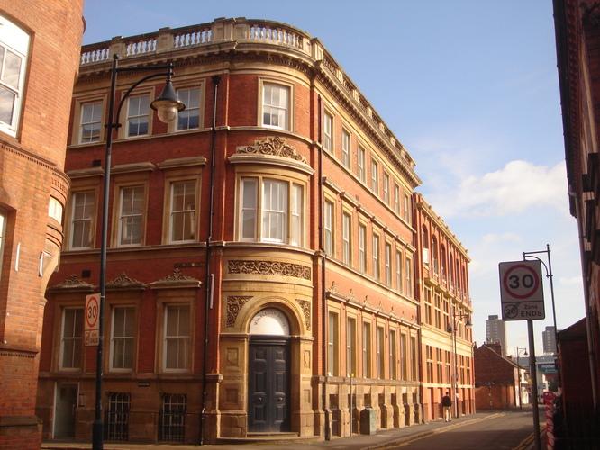 Wimbledon House, Leicester