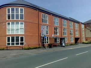 Villency Court, Loughborough