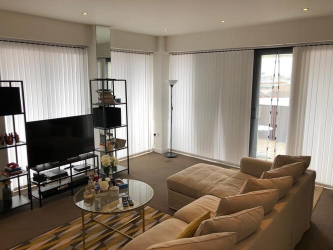 Penthouse, Metropolitan Apartments, Leicester