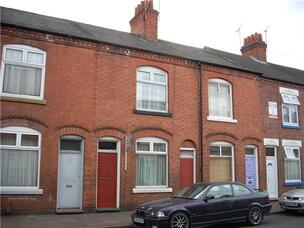 Raymond Road, Off Narborough Road, Leicester